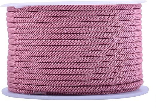Quality French Round Braided Cord Trim 6038A 5mm 316
