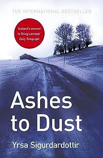 Ashes to Dust: Thora Gudmundsdottir Book 3 (Thóra Gudmundsdóttir Crime Series) (English Edition)