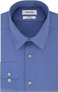 قمصان رجالي من كالفن كلاين مقاس نحيف غير قابلة للكي