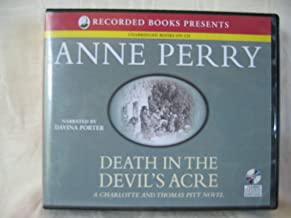 Death in the Devil's Acre by Anne Perry Unabridged CD Audiobook (A Charlotte and Thomas Pitt Novel, Book 7)