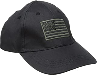 Voodoo Tactical 20-9353 Contractor Baseball Cap w/Sewn on Flag