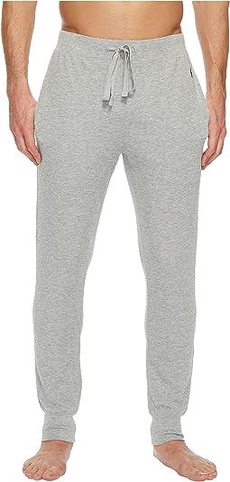 Waffle Knit Jogger Pants