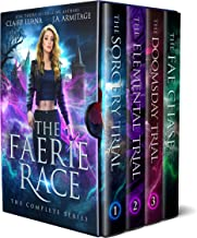 The Faerie Race: The Complete Fae Adventure Romance Series (English Edition)