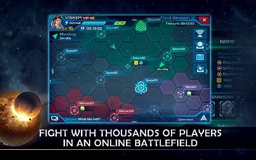 『銀河の伝説:宇宙艦隊育成「RPGXSFゲーム!絶賛!」』の6枚目の画像