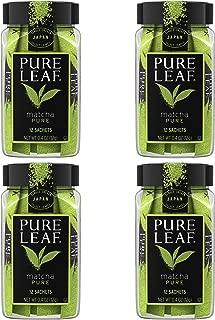 Pure Leaf Matcha Sachets Matcha Pure 12 ct, pack of 4