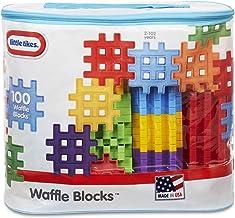 Little Tikes Waffle Blocks Bag (100 Piece)