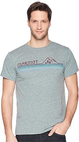 Marmot Short Sleeve Line Set Tee