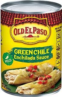 Old El Paso Green Chili Enchilada Sauce Mild 10oz