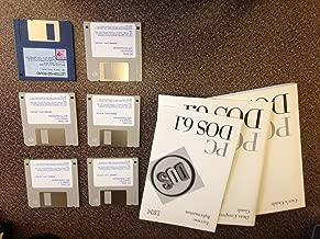 IBM PC DOS 6.1 OPERATING SYSTEM