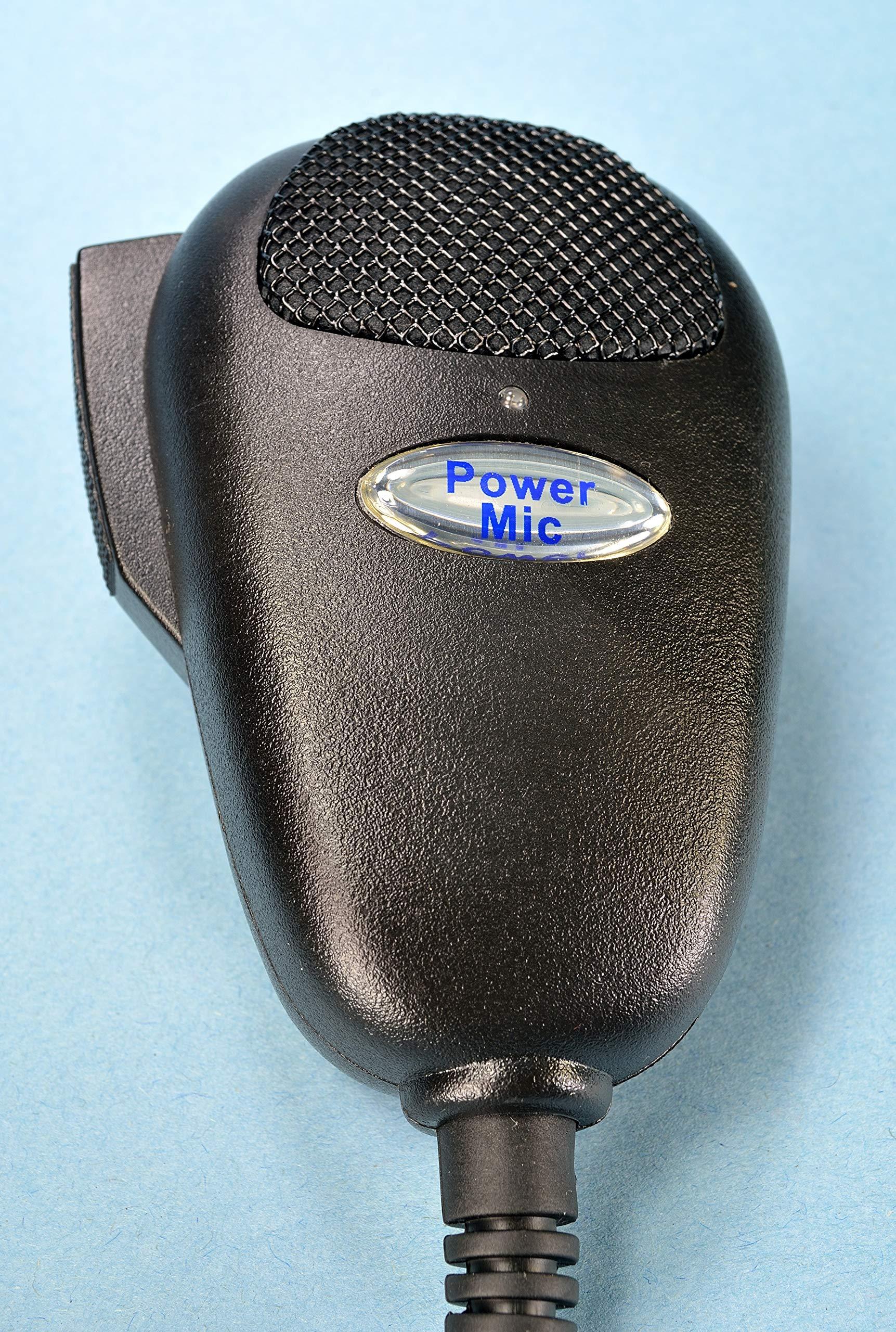 Premium Power Microphone Cobra Uniden