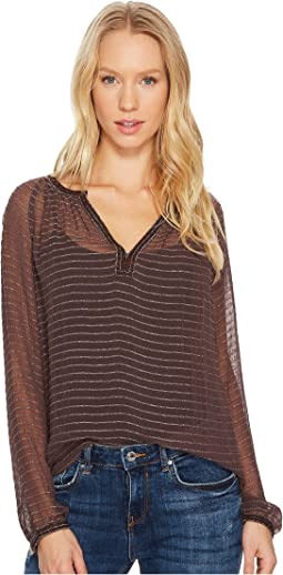 Lucky Brand - Beaded Top