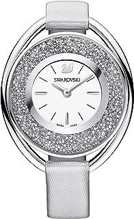 Swarovski Crystalline Oval Watch 5263907 Gray