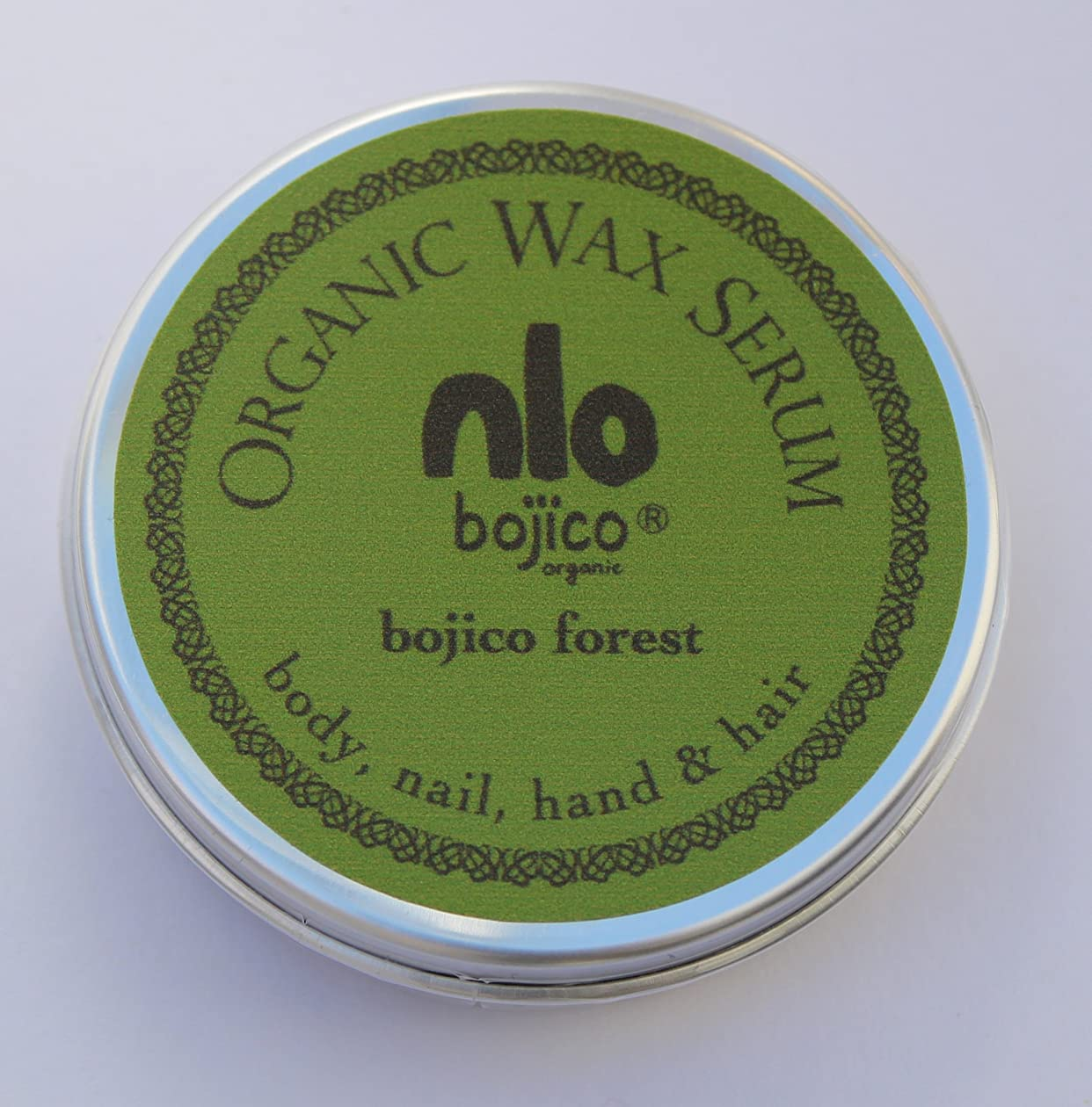 踏みつけサルベージ内訳bojico オーガニック ワックス セラム<フォレスト> Organic Wax Serum 18g