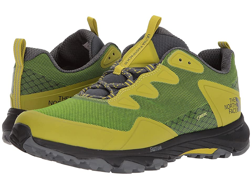 The North Face Ultra Fastpack III GTX(r) (Citronelle Green/Zinc Grey) Men
