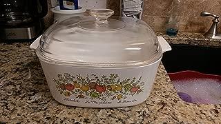 corningware 5 quart casserole dish
