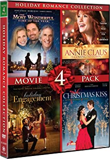 Holiday Romance Collection: 4 Movie Set