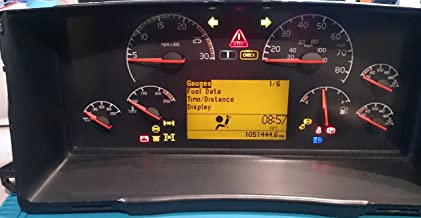 2003-2006 VOLVO VNL USED DASHBOARD INSTRUMENT CLUSTER FOR SALE