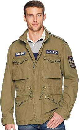 Herringbone Combat Jacket
