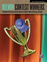 Favorite Contest Winners -- Summy-Birchard & Belwin, Bk 2: 12 Original Piano Solos from the Libraries of Belwin-Mills and Summy-Birchard (Belwin Contest Winners)