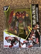 M.A.R.S. Converters T-Rex Cybotronix Action Figure