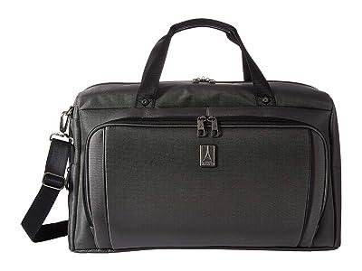 Travelpro 22 Crew Versapack Weekender Carry-On Duffel Bag w/ Suiter (Titanium Grey) Luggage