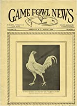Game Fowl News. August 1936