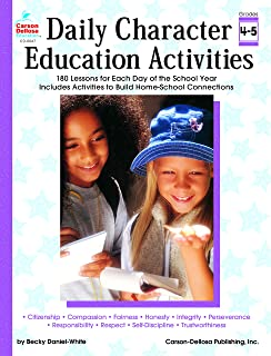 Best daily character education activities Reviews