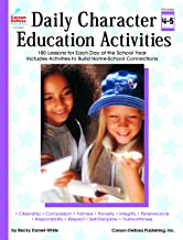 Daily Character Education Activities: Grades 4-5