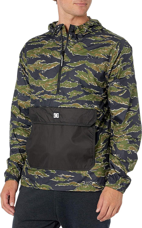 DC Mens Sedgefield Packable Jacket
