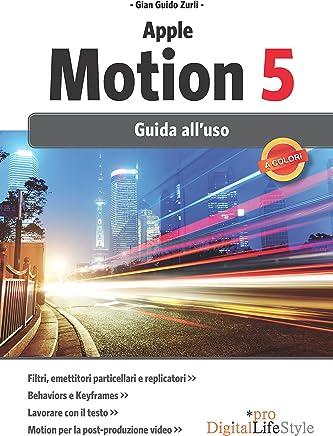 Apple Motion 5: Guida alluso