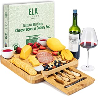 Best cheese boards with handles Reviews
