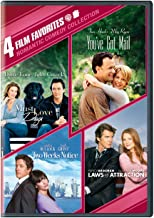 4 Film Favorites: Romantic Comedy (Must Love Dogs / You've Got Mail / Two Weeks Notice / Laws of Attraction) [Import]