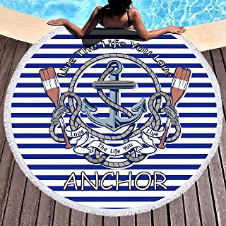 Best beach towel with anchor Reviews