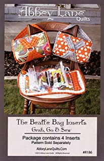 Beatle Bag Inserts By Abbey Lane Quilts