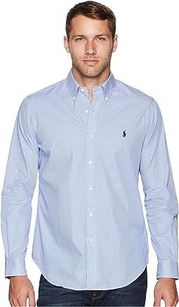 Poplin Sport Shirt