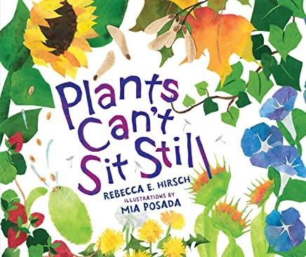 Image result for plants can't sit still