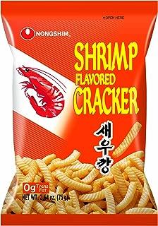 NongShim Shrimp Cracker, 2.64 Ounce Packages (Pack of 30)