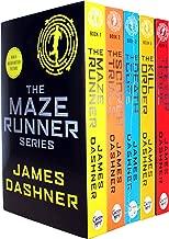 all maze runner books