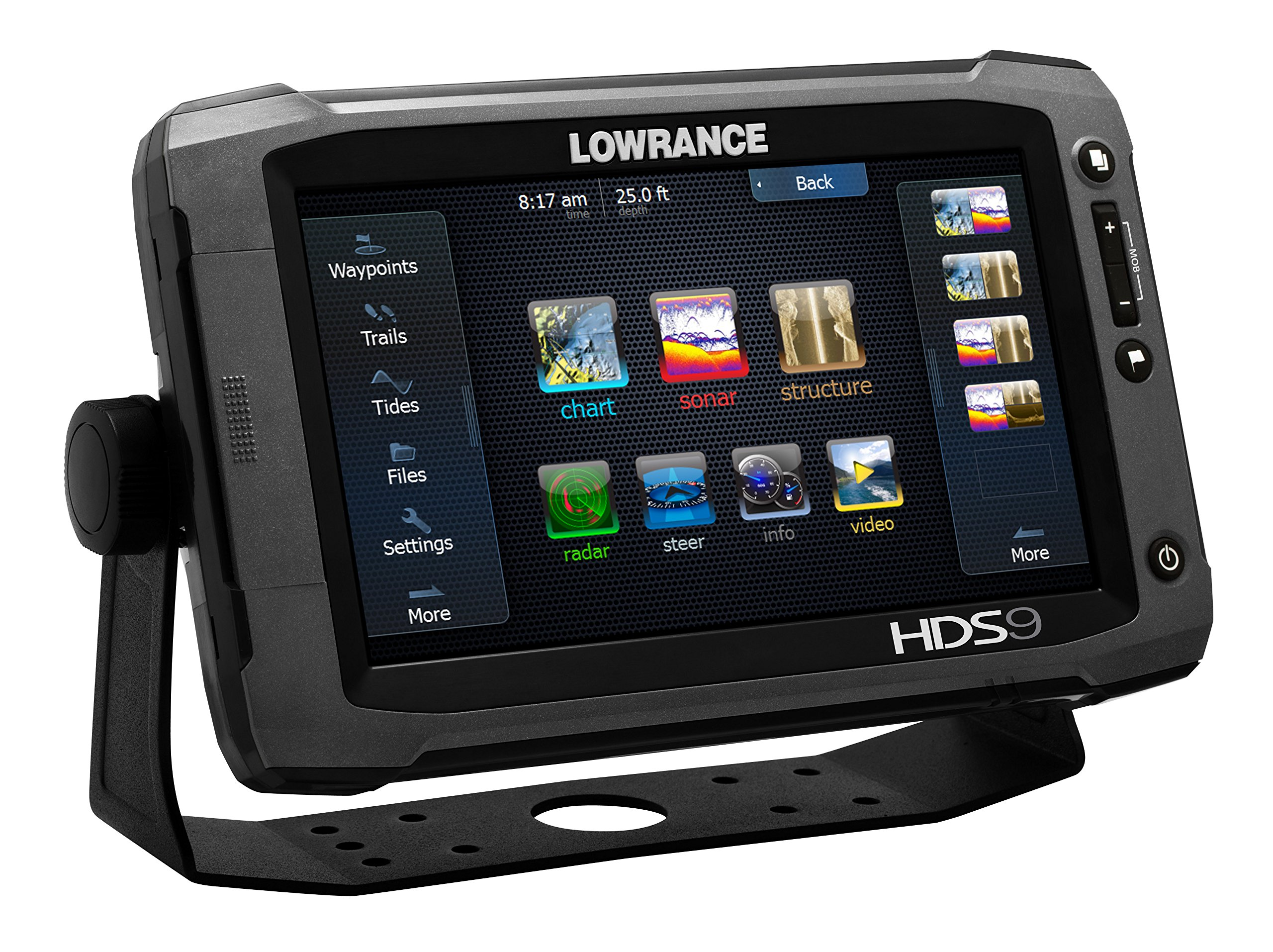 Lowrance HDS-9 GEN2 Touch - Electrónica náutica (9