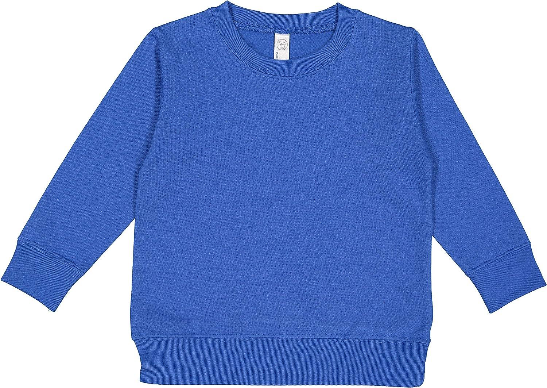 Toddler//Juvy Crewneck Sweatshirt Rabbit Skins 3317