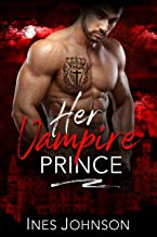 Her Vampire Prince (Midnight Doms)