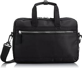 [エーオーティー] 2WAYビジネスバッグ【B5対応 軽量】 3843 クロ×ハイ