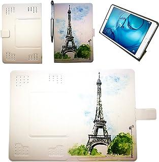 Funda para Samsung Sm-T210 Galaxy Tab 3 7.0 Funda Tablet Case Cover TT