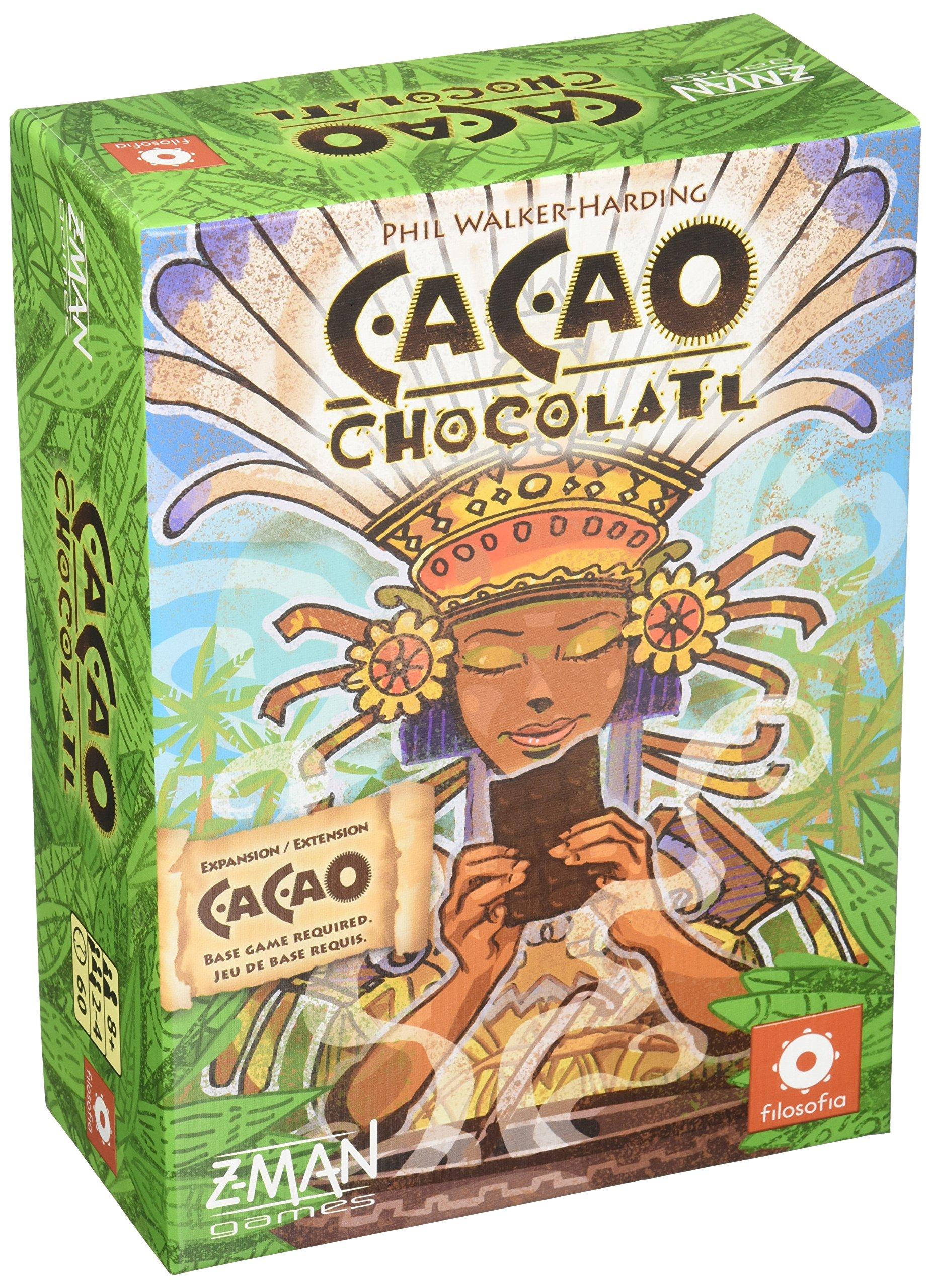 Z-Man Games Cacao Chocolatl Expansion - English: Amazon.es: Juguetes y juegos