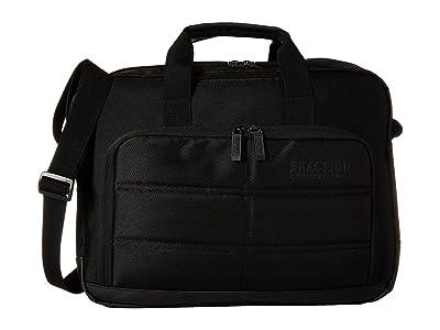 Kenneth Cole Reaction Hideout 15.6 Computer Case R-Tech (Black) Bags