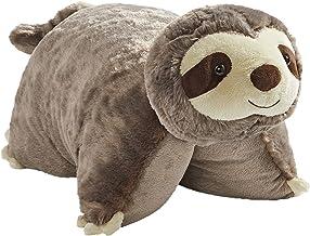 "Pillow Pets Sunny Sloth Stuffed Animal - 18"" Stuffed Animal Plush Toy"