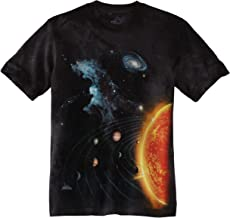 The Mountain Little Boys' Youth Solar System Shirt