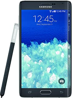 Samsung Galaxy Note Edge, Charcoal Black 32GB (Verizon Wireless)