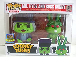mr hyde and bugs bunny pop