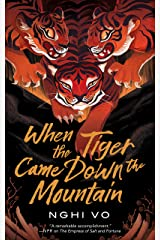 When the Tiger Came Down the Mountain (The Singing Hills Cycle Book 2) Kindle Edition